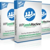 WP Leads Machine Reviews – Turn All Your WordPress Posts into Lead Capture Machines