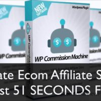 WP Commission Machine Review – Passive Income from Amazon Ebay & AliExpress